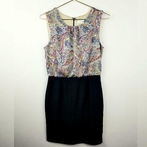 Liz Claiborne NY Sleeveless Back Zip Career Dress